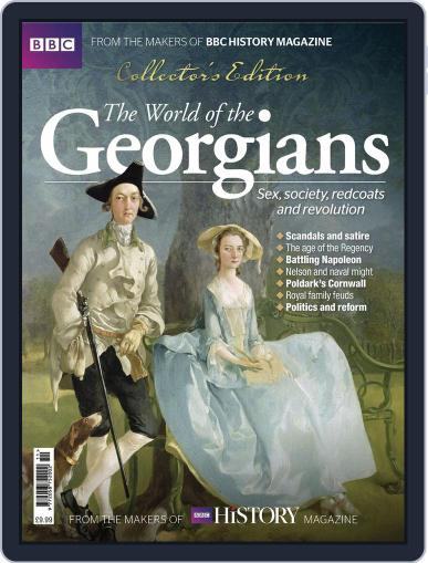 The World of the Georgians Magazine (Digital) September 30th, 2016 Issue Cover