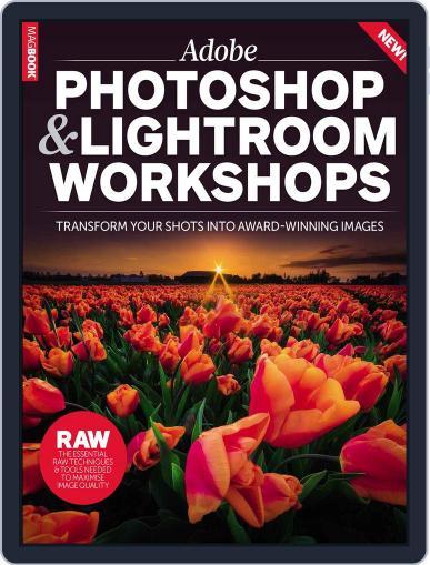 Adobe Photoshop & Lightroom Workshops 3 Magazine (Digital) October 31st, 2016 Issue Cover