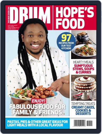 DRUM: Hope's Food Magazine (Digital) October 31st, 2016 Issue Cover