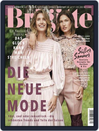 Brigitte Magazine (Digital) July 29th, 2020 Issue Cover