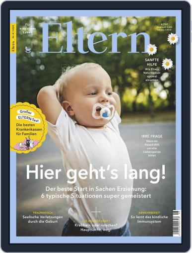 Eltern Magazine (Digital) August 1st, 2020 Issue Cover