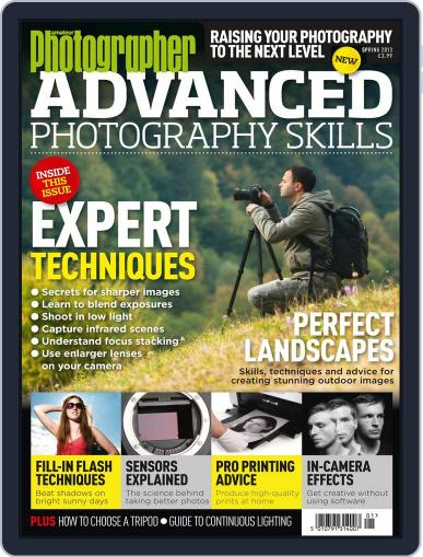 Advanced Photography Skills Magazine (Digital) October 1st, 2013 Issue Cover