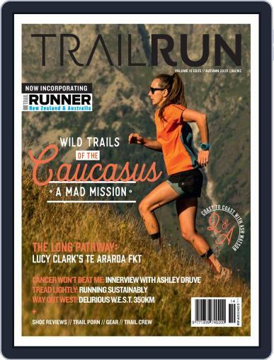 Trail Run Magazine (Digital) March 10th, 2020 Issue Cover