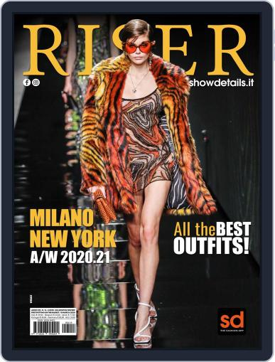 SHOWDETAILS RISER MILANO Magazine (Digital) March 3rd, 2020 Issue Cover