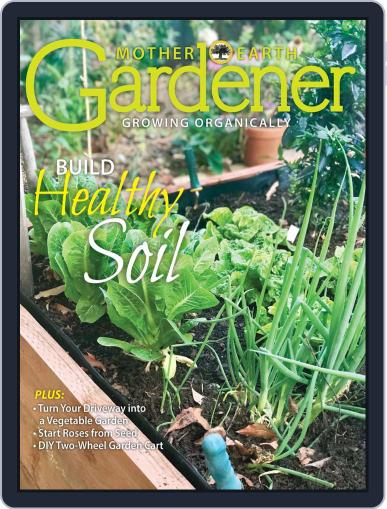 HEIRLOOM GARDENER Magazine (Digital) May 8th, 2020 Issue Cover