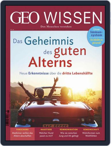 GEO Wissen (Digital) June 1st, 2020 Issue Cover