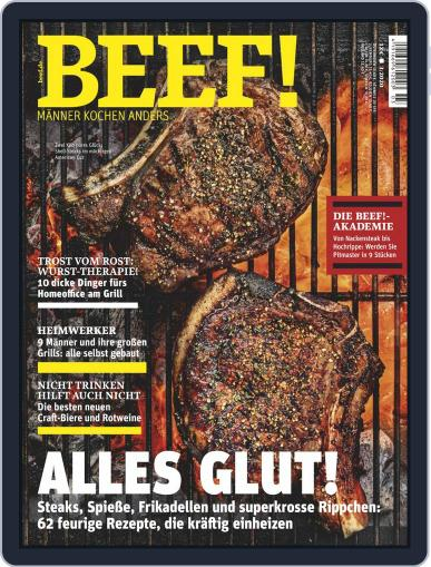 BEEF Magazine (Digital) April 1st, 2020 Issue Cover