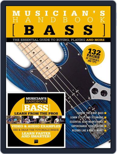 Musican's Handbook: Bass Magazine (Digital) December 1st, 2016 Issue Cover