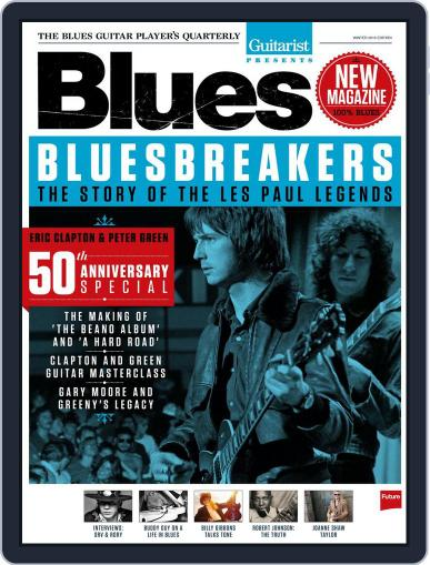 Guitarist Presents: Blues Magazine (Digital) December 1st, 2017 Issue Cover