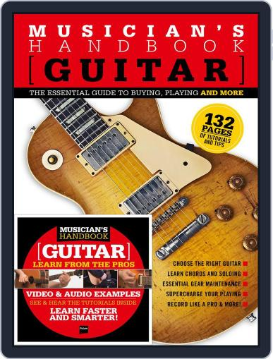 Musician's Handbook: Guitar Magazine (Digital) December 22nd, 2016 Issue Cover