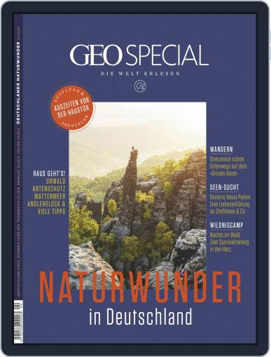 Geo Special Magazine (Digital) June 1st, 2020 Issue Cover