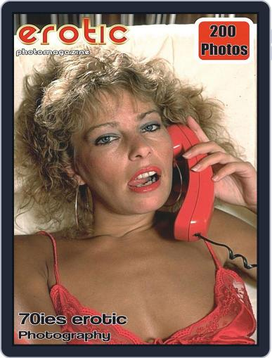 Erotics From The 70s Adult Photo Magazine (Digital) July 12th, 2020 Issue Cover