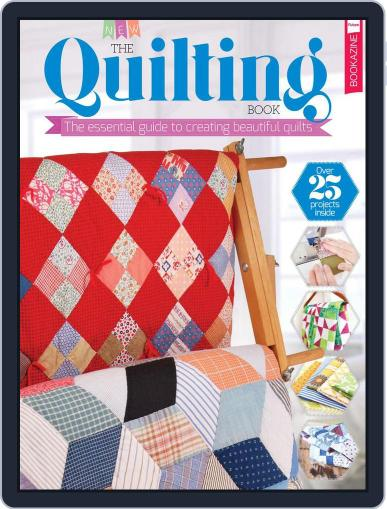 The Quilting Book Magazine (Digital) January 1st, 2017 Issue Cover