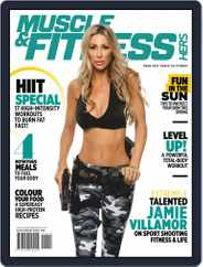Muscle & Fitness Hers South Africa Magazine (Digital) Subscription July 1st, 2020 Issue