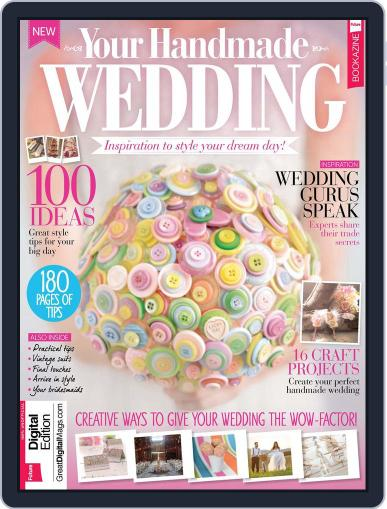 Your Handmade Wedding Magazine (Digital) March 1st, 2017 Issue Cover
