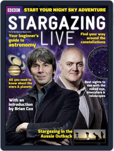 Stargazing Live Magazine (Digital) March 1st, 2017 Issue Cover