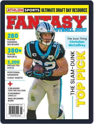 Athlon Sports Magazine (Digital) June 9th, 2020 Issue Cover