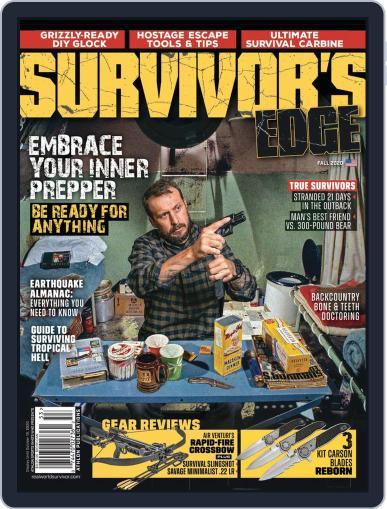 Survivor's Edge Magazine (Digital) June 29th, 2020 Issue Cover