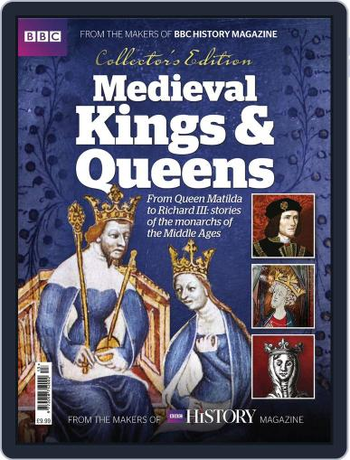 Medieval Kings and Queens Magazine (Digital) February 1st, 2017 Issue Cover