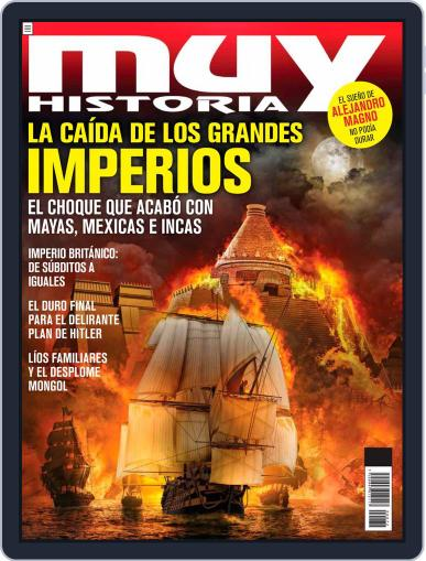 Muy Interesante Historia Magazine (Digital) July 1st, 2020 Issue Cover