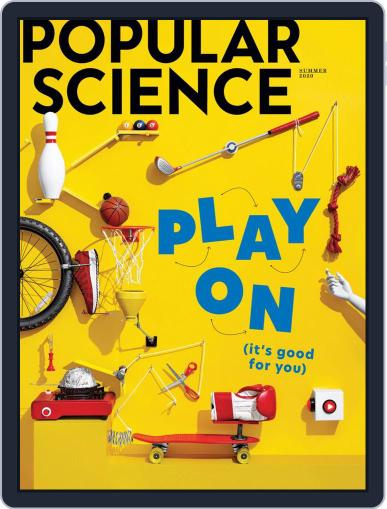 Popular Science Magazine (Digital) May 11th, 2020 Issue Cover