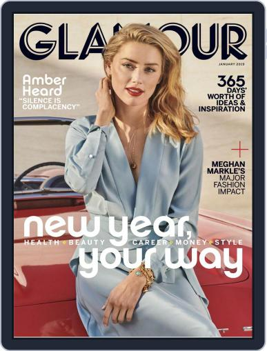Glamour Magazine (Digital) Cover