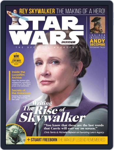 Star Wars Insider Magazine (Digital) Cover