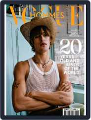Vogue hommes English Version Magazine (Digital) Subscription