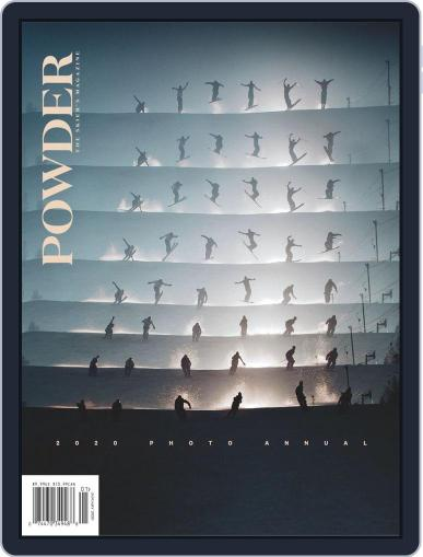 Powder Magazine (Digital) Cover