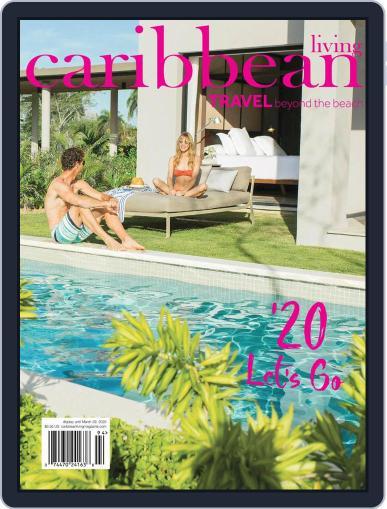 Caribbean Living Magazine (Digital) Cover