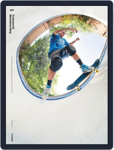 Transworld Skateboarding (Digital) Cover