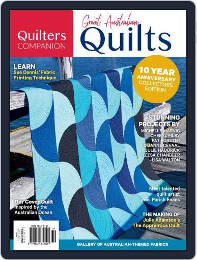 Great Australian Quilts Magazine (Digital) Cover