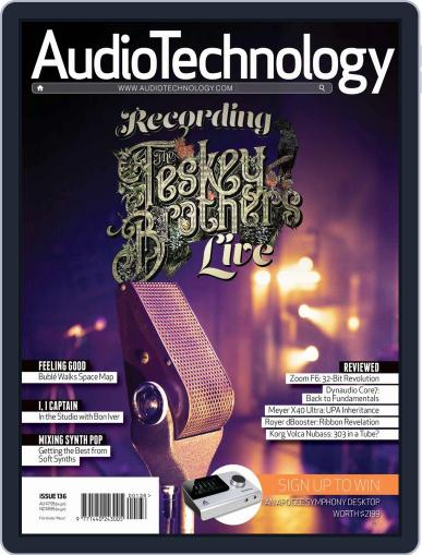 AudioTechnology Magazine (Digital) Cover