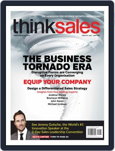 ThinkSales Magazine (Digital) Cover