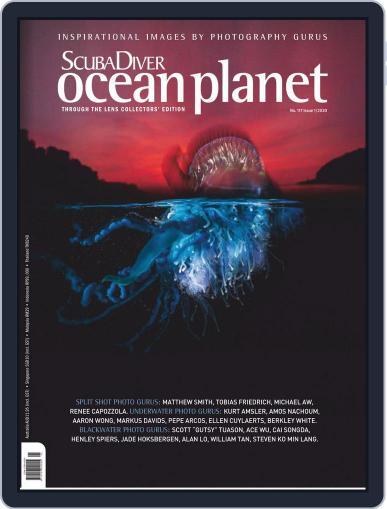 Scuba Diver Magazine (Digital) Cover