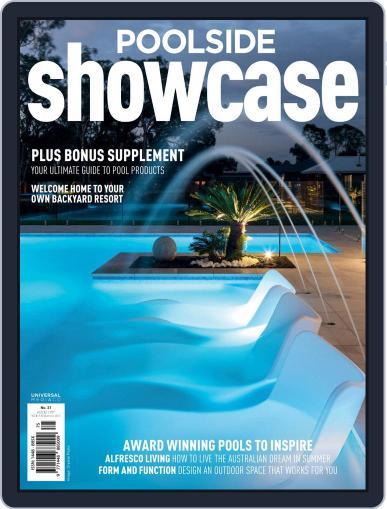Poolside Showcase Magazine (Digital) Cover
