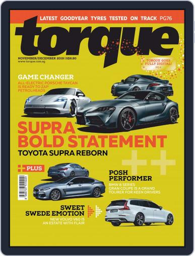 Torque (Digital) Cover
