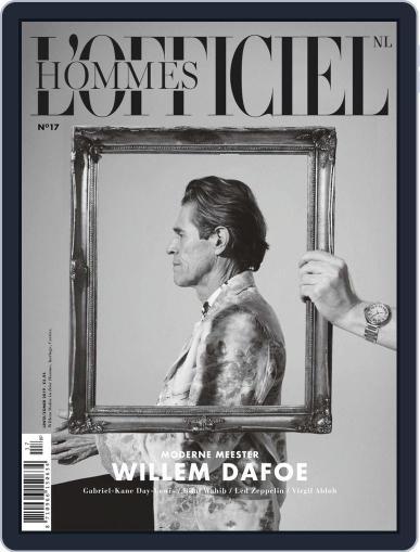 L'officiel Hommes Nl (Digital) Cover