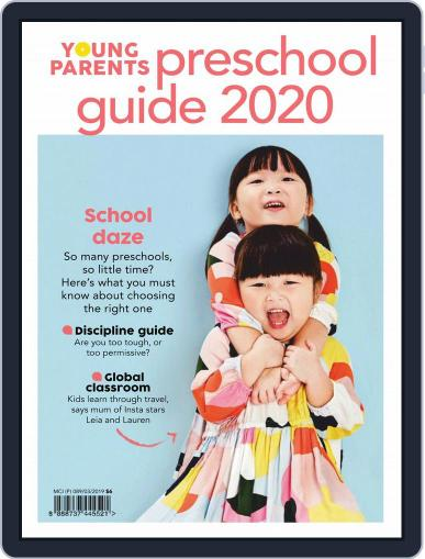 Young Parents Pre-school Guide Magazine (Digital) Cover