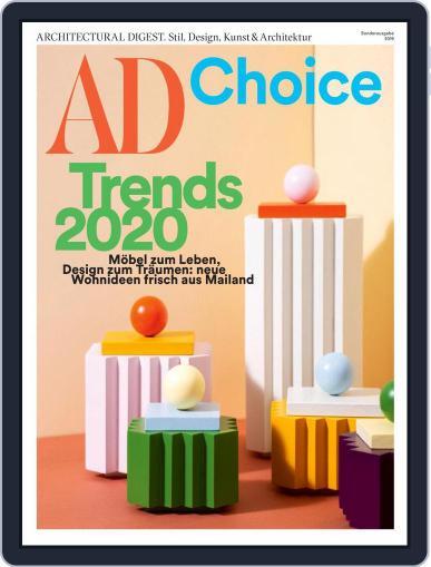 AD Choice Deutschland Magazine (Digital) Cover