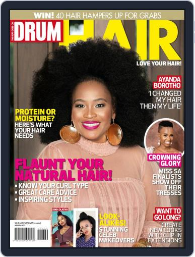 DRUM Hair Magazine (Digital) Cover