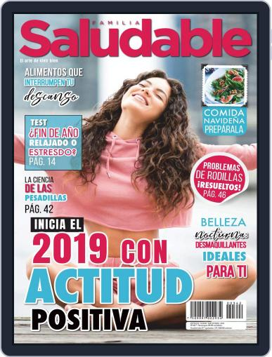 Familia Saludable (Digital) Cover