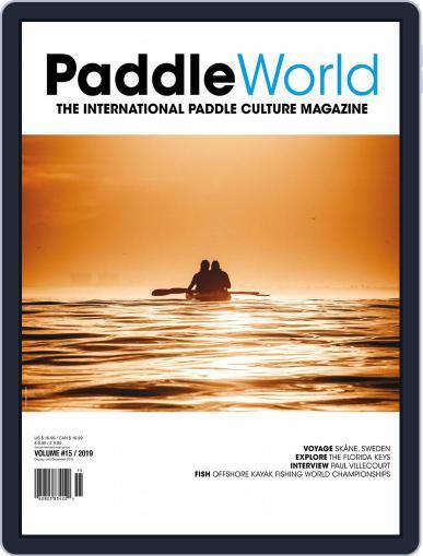 Paddle World Magazine (Digital) Cover