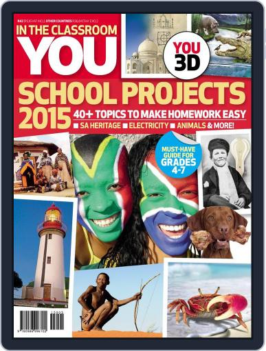 You School Projects Magazine (Digital) Cover