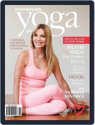 Australian Yoga Journal Magazine (Digital) Cover