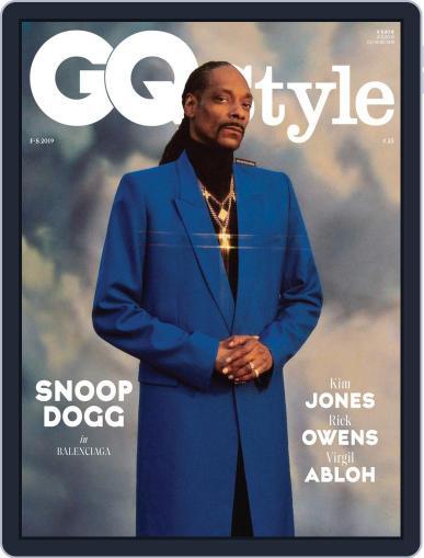 GQ Style Deutschland (Digital) Cover