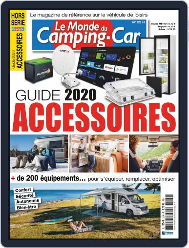 Le monde du camping-car HS (Digital) Cover