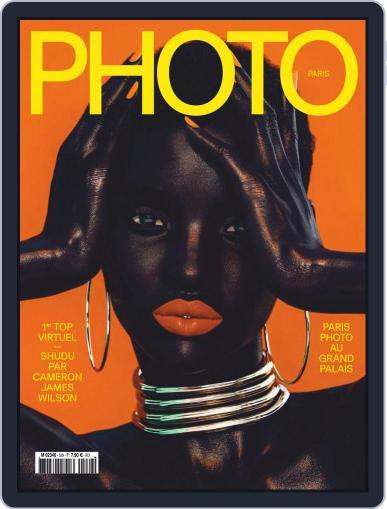 Photo Magazine (Digital) Cover