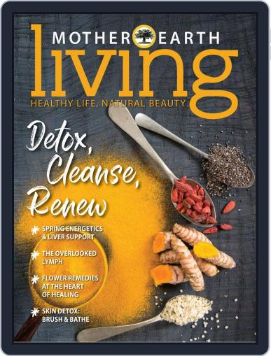 Mother Earth Living Magazine (Digital) Cover