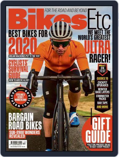 Bikes Etc (Digital) Cover